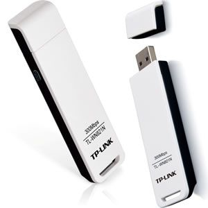 Wireless 300 Mbps  Usb Tp-link Tl-wn821n